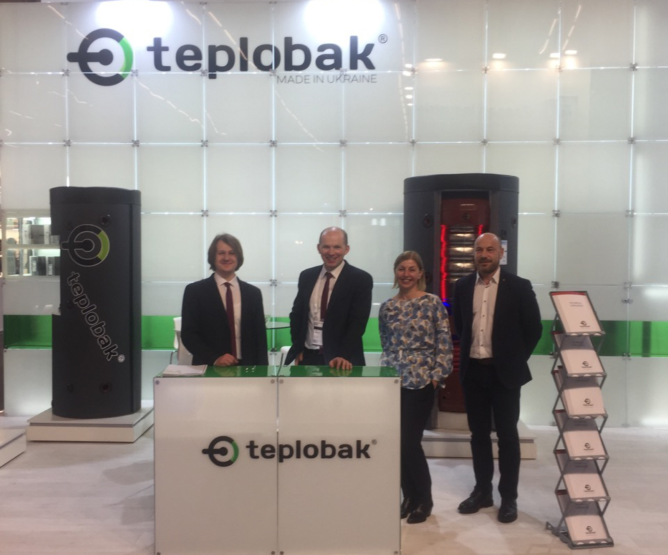 Company Teplobak took part in the largest international exhibition ISH-2019
